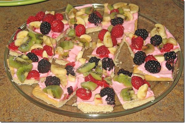 Fruit Pizza 1
