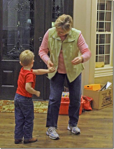 Cooper Dance Lesson 10