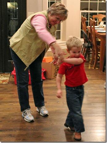 Cooper Dance Lesson 2