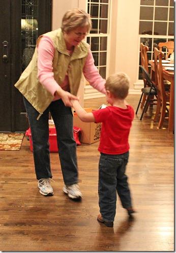 Cooper Dance Lesson 3
