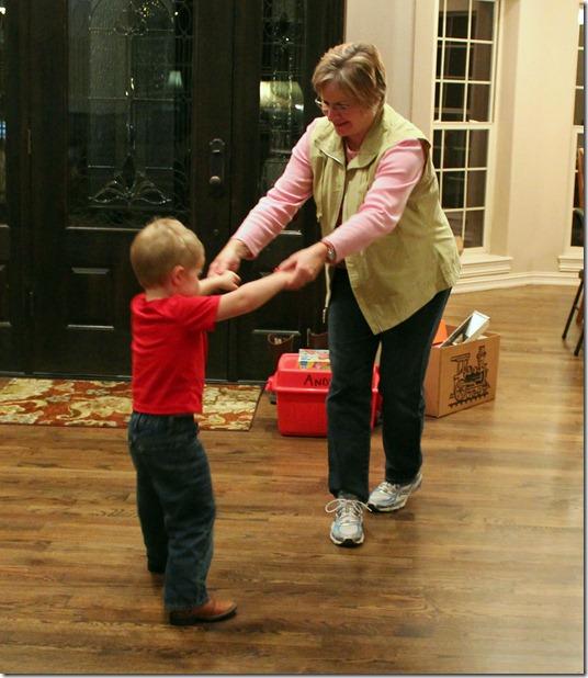 Cooper Dance Lesson 4