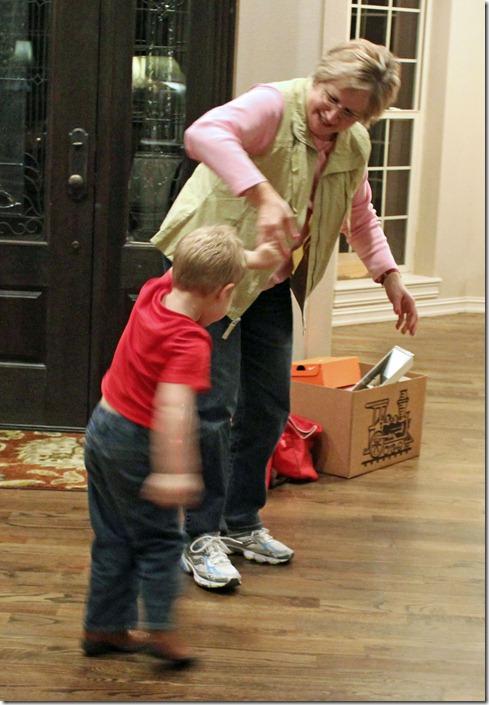 Cooper Dance Lesson 5