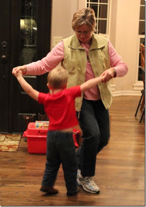 Cooper Dance Lesson 7