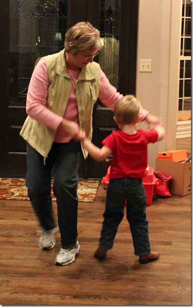 Cooper Dance Lesson 8