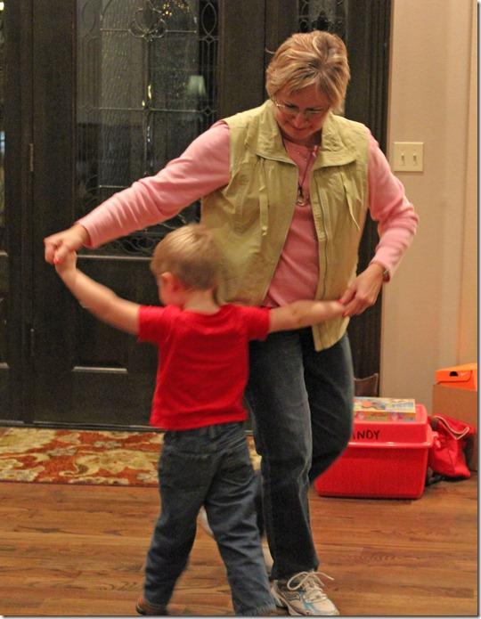 Cooper Dance Lesson 9