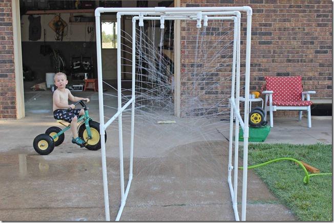 Kiddie Car Wash 2