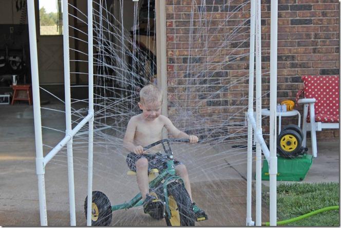 Kiddie Car Wash 4